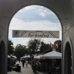 Eingang zur Kneipenmeile Kaufhof